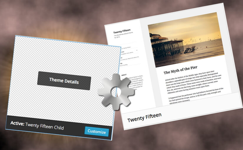 "WordPress: Create a Child Theme for ""Twenty Fifteen"""